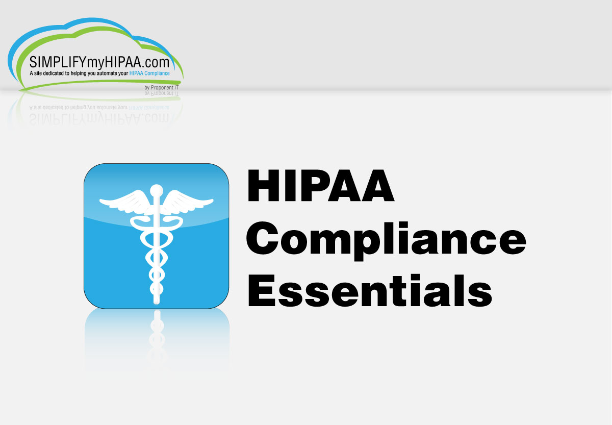 HIPAA Essentials